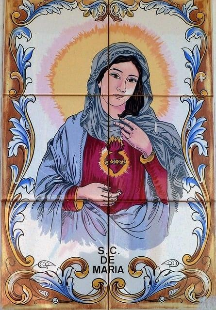 Les 1. Moeder Maria, lerares van Maria Magdalena